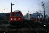 Baureihe 1010 und 1110 - die letzten Sechsachser in Österreich